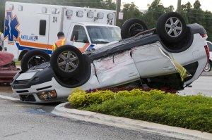 car accident baltimore